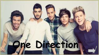 One Direction - Treball d'informàtica