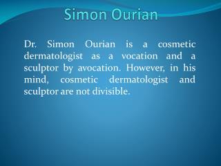 Simon Ourian