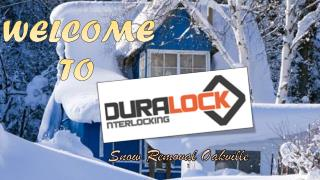 Inexpensive Snow Removal Services in Oakville