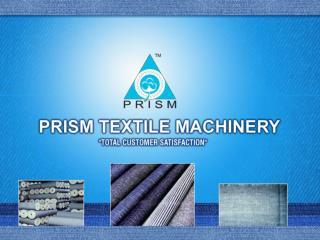 Textile Machine, Textile Machinery