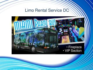 Limo Rental in MD