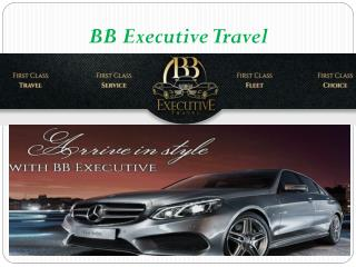 Wedding Cars In Hampshire - BB Executive Travel