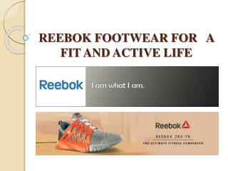 Reebok Footwear for a Fit and Active Life