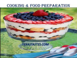 Delicious Food By Texastastes.com