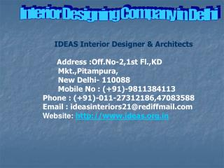 Interior-Designer-in-Delhi-Interior-Decorator-in-Delhi-India