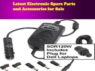 Latest Electronic Spare Parts and Accessories for Sale