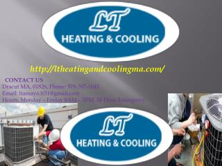 Heating Dracut MA, HVAC Contractor Dracut MA, Air Conditione