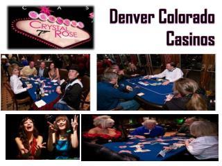 Denver Colorado Casinos