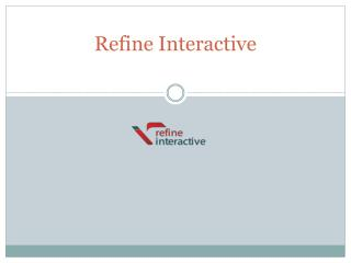 Refine Interactive | Web Design Agency | Digital Marketing