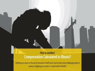 How is Workers' Compensation Calculated in Illinois?