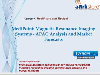 Aarkstore -MediPoint Magnetic Resonance Imaging Systems - AP