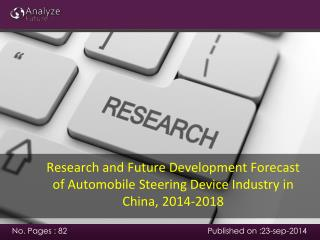 Research and Future Development Forecast of Automobile Steer