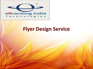 Professional flyer design services for business in mumbai
