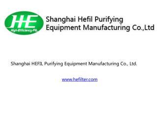 hefilter clean room equipment online