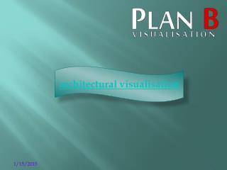architectural visualisation