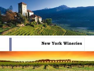 New York Wineries