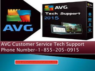 AVG Tech Support Phone Number