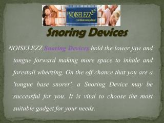 Excellent Guidance for Snoring Treatments