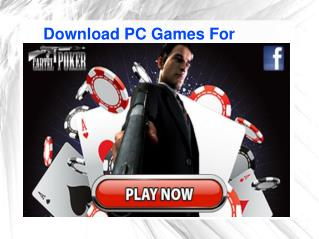 download PC games for free