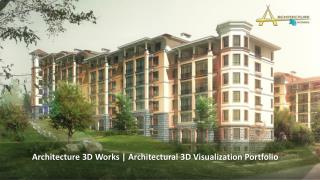 Architcture 3D Works: Architectural 3D Floor Plans