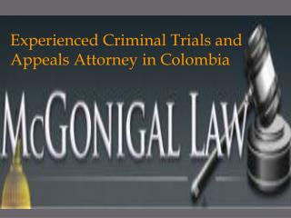 McGonigal Law - Criminal Trials and Appeals Attorney