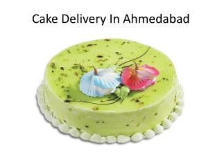 Cake Delivery in Ahmedabad