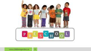 Preschools and Nursery Schools