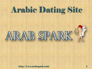 Arabic Dating Site - www.arabspark.com