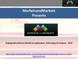 Angiography Devices Market by Application, Technology & Prod