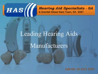 Remove Hearing Loss Problem with Hearing Aids Solution S.A