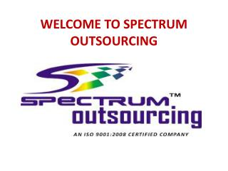 spectrum outsourcing