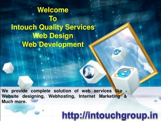 Website Design and Development Company in Delhi NCR