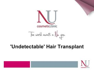 Hair Transplant Surgery UK - Never Look or Feel 'Bald' Again