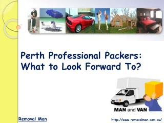 Perth Professional Packers: What to Look Forward To?