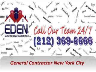 General Contractor - Contractorinny.com