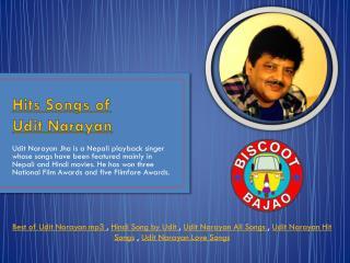 Hits Songs of Udit Narayan