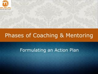coaching and mentoring sample