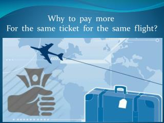 online domestic flight
