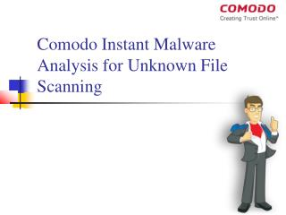 Comodo Internet Stay Away from Viruses and Online Threats