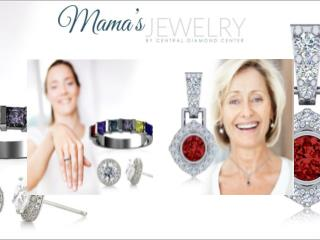 Mothers Birthstone Jewelry