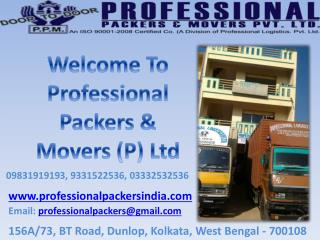 Best Packers And Movers Kolkata (9831026536) - Professional