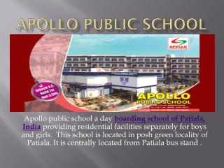 Best boarding schools in Punjab, India