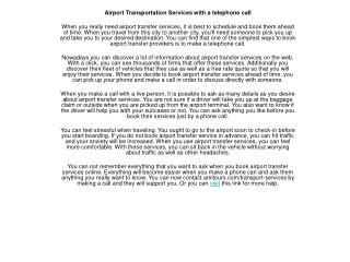 transport-services