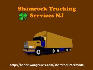 trucking services NJ