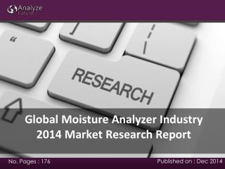 Global Moisture Analyzer Industry 2014 Market Report