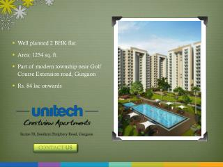 Buy 2 bhk flat in gurgaon