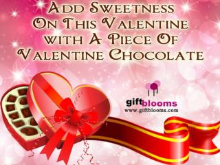 Yummy Valentine Chocolates For Your Loved Ones