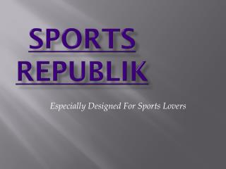 Sports Republik, Noida Extension