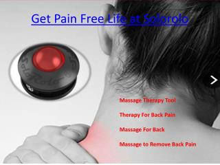 Acupuncture Back Pain - Solorolo