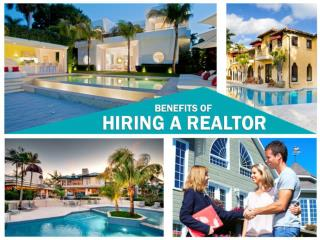 Miami Real Estate - Benefits of Using a Realtor